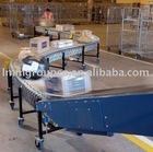 industrial production line conveyor system for car loader