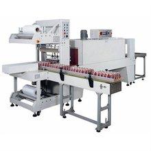 Automatic Tube Shrinking Machine(Sleeve packaging + shrinker)