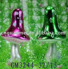 easter glass mushroom