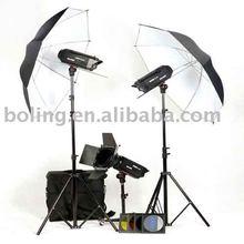 Portable Photographic Studio Lighting Kit