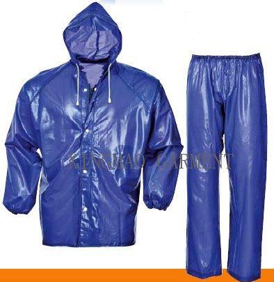Pearl PVC Rainsuit