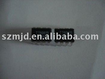 Touch dimmer ICs TT6061B TT6061