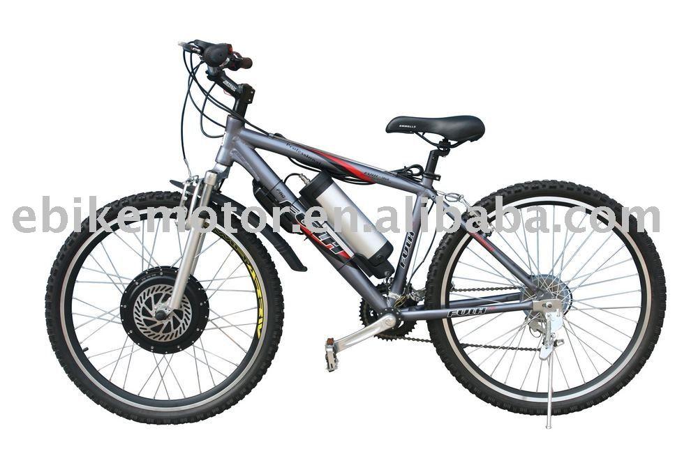 Diy Electric Bicycle Brushless Hub Motor Kit