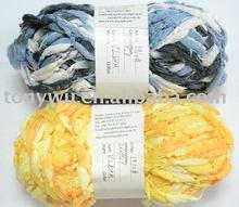 acrilico misto poliestere fantasia lana per maglieria