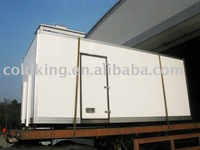 FRP Honeycomb Dry Cargo Van Body