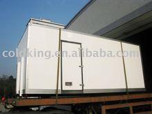 FRP Honeycomb Dry Cargo Van Body