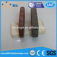 Refractory landscape bricks