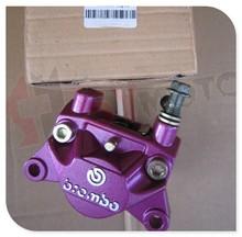 pit bike parts 2 piston brembo brake caliper for pit bike