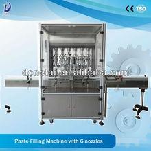 Automatic Liquid Glue Filling Machines / Viscous Liquid Filler / Liquid Filling Line