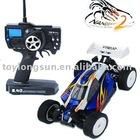 rc car F1 1:16 4WD electric high speed drift rc buggy radio control transmitter