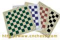 Tablero de ajedrez, de vinilo tablero de ajedrez, de goma mousepad tablero de ajedrez, plegado tablero de ajedrez