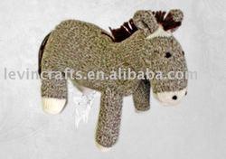sock horse sock monkey