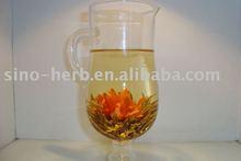 Artistic Tea/Blooming Tea, Flower Tea,China blooming tea