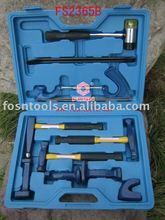 FS2365B hot sale Professional 10 pcs car Body Tool Set
