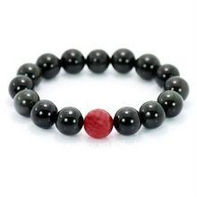 Charms onyx ball bracelet (CSB1107)