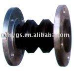 Sales Worldwide Double Ball Flexible Rubber Joint