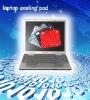 Fanless mini laptop cooler ice pad/durability