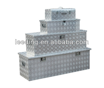 1230mm Portable Aluminum Tool Box for Truck