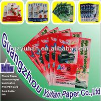 115g Self Adhesive Photo Paper