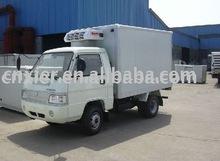 Foton ZZT5020XLC Refrigerated Truck,freezer box van trucks,refrigerated food transportation trucks