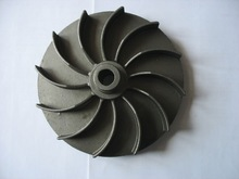 Stainless impeller of investment casting