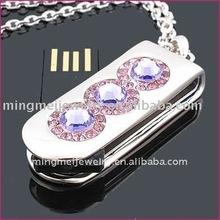 Jewelry usb flash drive 1G 2G 4G 8G 16G 32G