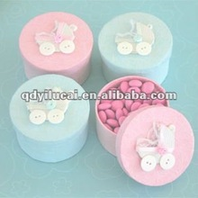 handmade baby shower boxes