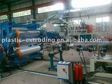 PVC carpet production line for car mat,door side mat