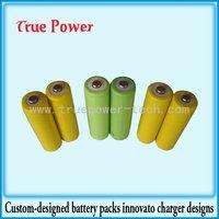 Ni-CD AA300mAh 1.2V rechargeable battery