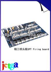 SPT Seiko 510 Head/Firing Board For Crystaljet Solvent Large Format Outdoor Solvent Printer