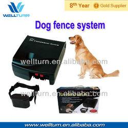 electric underground hidden dog fence