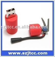 Fire Extinguisher PVC Flash USB