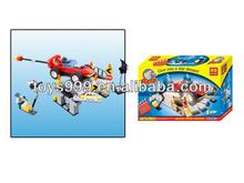 Movie Star Building Block Educational DIY Toys STP-190237
