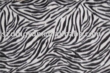 100% polyester printed wool blankets