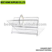 kitchen metal dish rack