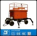 316 aço inoxidável duplo hidráulico scissor o elevador/ pallet jack