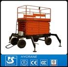 316 Stainless Steel Hydraulic Double Scissor LIft/ Pallet Jack