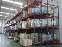 5 depth warehouse storage push back racking