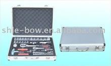 LB-190 60pcs hand tool set tool kit with aluminium case