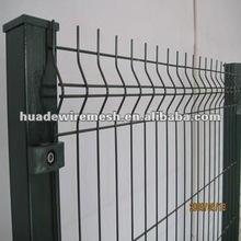 plastic fence panel