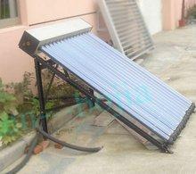evacuated tube heat pipe solar collector-vacuum tube solar collector