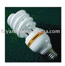 Energy saving lamp half spiral 25w