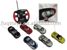 rc mini car with beauty display box