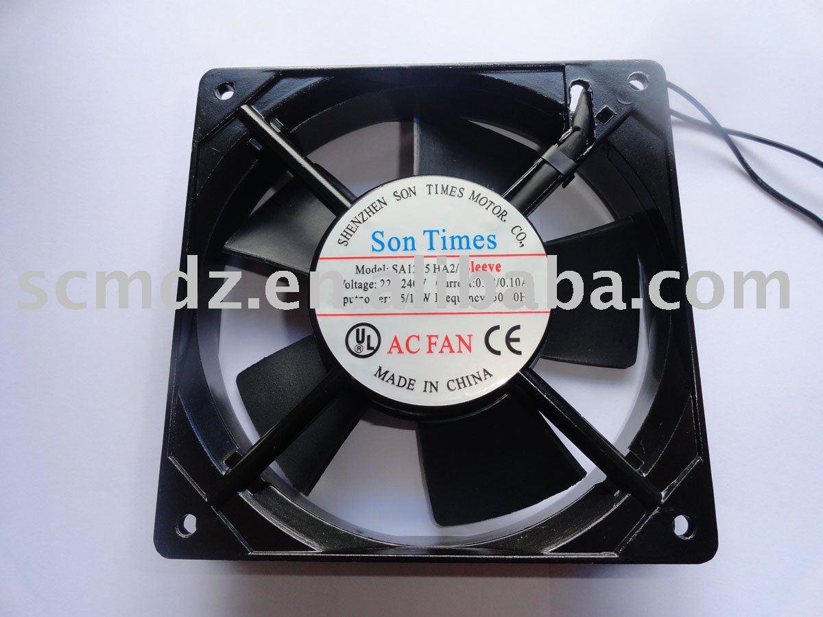 110v 240v ac axial fan View 110v ac axial fan SON TIMES Product  #9A3134