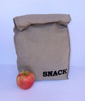 Eco-friendly cotton fruit snack bag