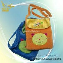 Plush Toy (small size) Children Single Shoulder Bag Cat