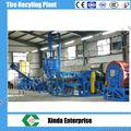 Le recyclage des pneus