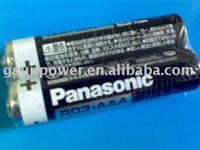 Panasonic UM3/AAA/R03 Battery