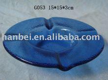 printing animal print ashtray