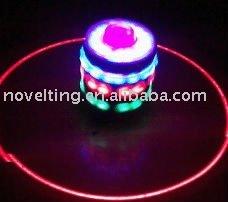 Led Spinning Top Novelty flashing toys